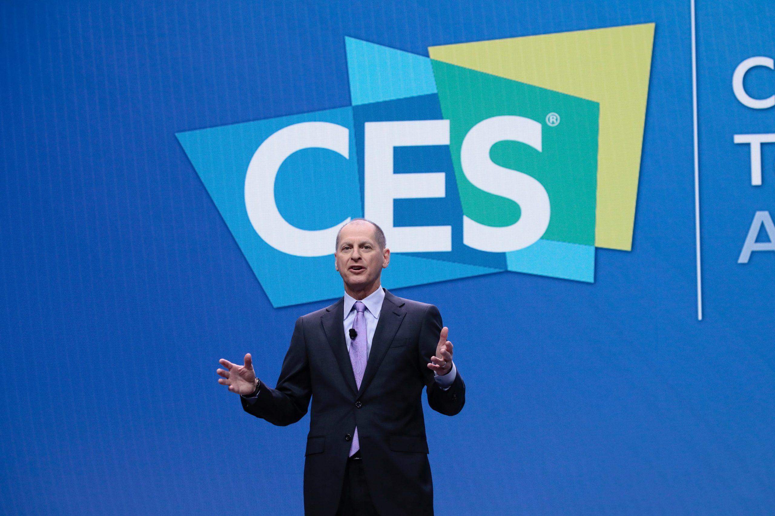 CES 2021 tylko wirtualnie