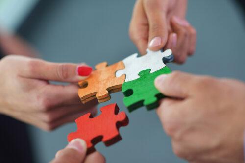 Partnerzy liczą na pomocną dłoń