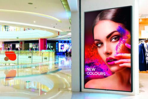 Monitory NEC do systemów Retail Signage