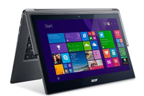 Acer na CES: laptopy z Core piątej generacji