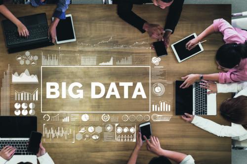 Małe start-upy i wielkie zbiory danych