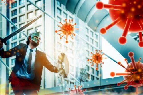 Wirus namiesza w polskich firmach