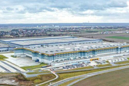 Amazon otwiera największe centrum logistyczne w Polsce