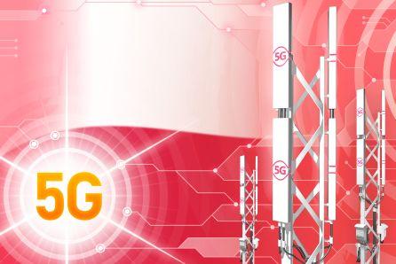Resort cyfryzacji nie wskaże dostawców 5G w Polsce