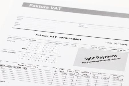 Split payment: zagmatwana sprawa adnotacji