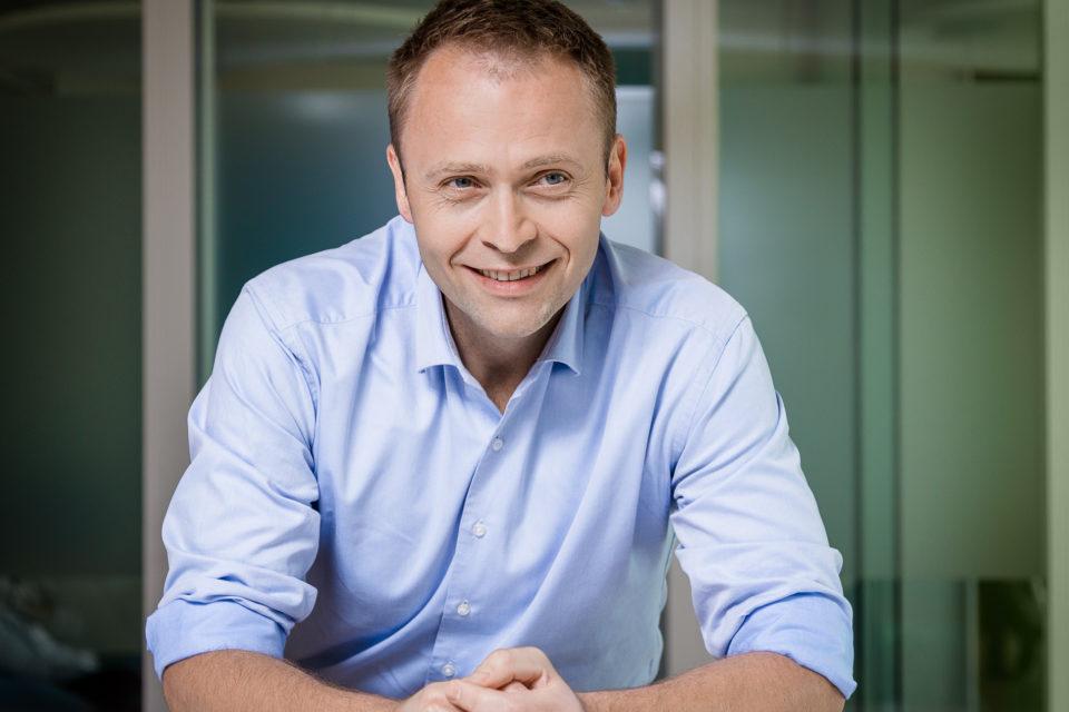 Microsoft: Rafał Albin w ścisłym kierownictwie
