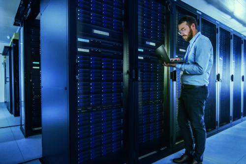 Infrastruktura data center: wydajność i bezpieczeństwo