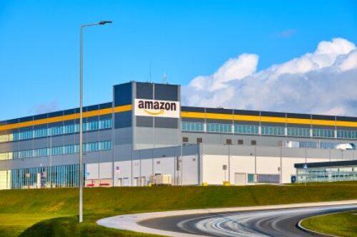Amazon otworzy nowe centrum logistyczne