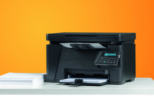 Małe drukarki odporne na koronawirusa