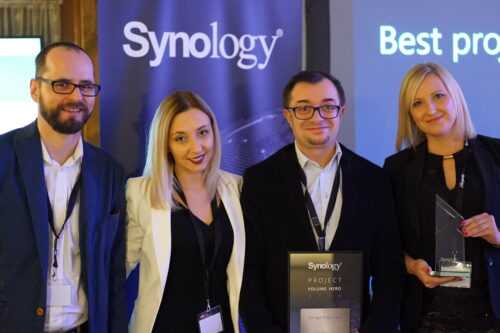 Synology: pierwsze nagrody dla partnerów