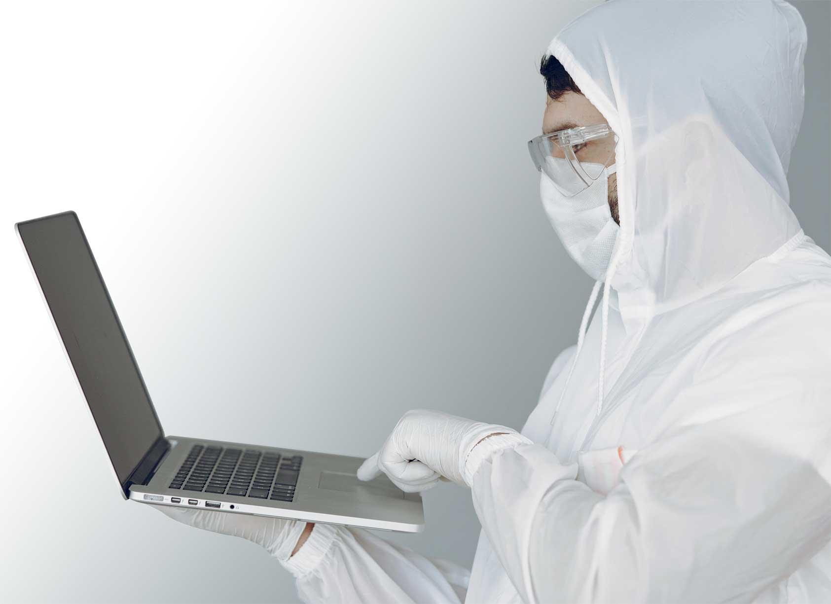 Huawei pomaga stawić czoła pandemii
