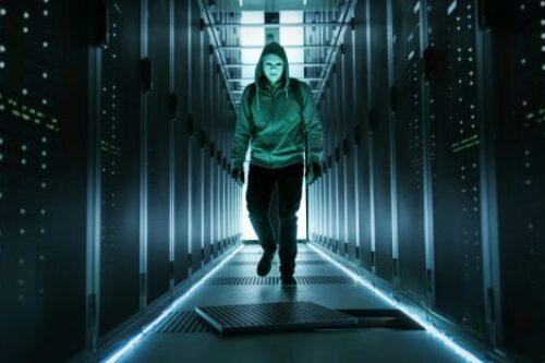 Atak na giganta data center