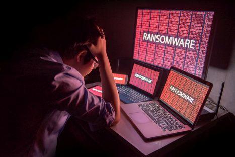 7-krotny wzrost ataków ransomware