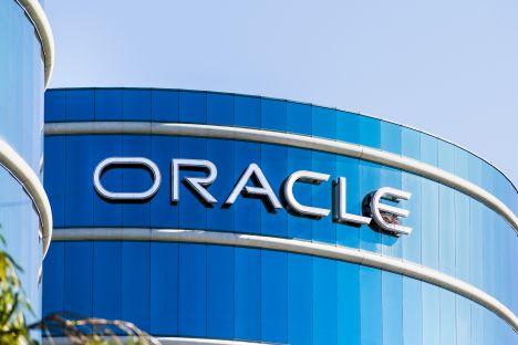 Chmura podniosła wyniki Oracle'a
