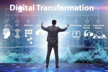 Cyfrowa transformacja będzie warta 1 bln dol.