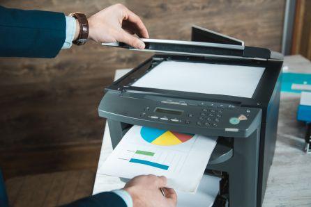 Zawirowania na rynku druku