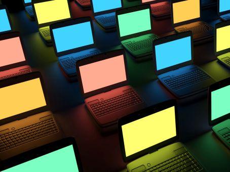 Ministerstwo kupuje laptopy i monitory za ponad 40 mln zł