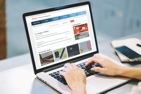 Allegro ściąga z rynku fachowców IT