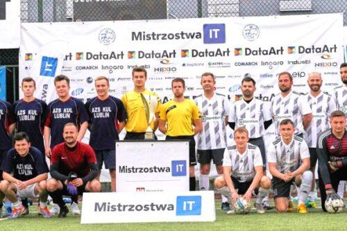 Ruszają piłkarskie Mistrzostwa IT 2020