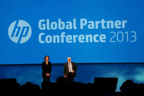 HP Global Partner Conference 2013: dużo zmian dla partnerów