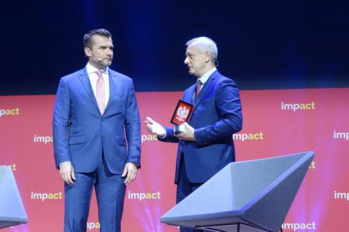 Branża nagrodziła ministra