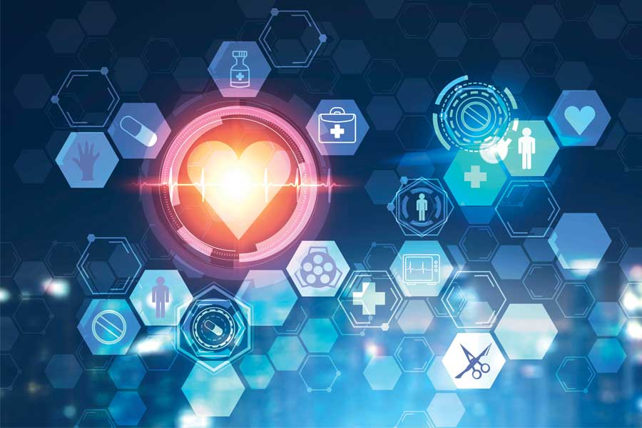 """Platforma EcoStruxure: wsparcie dla szpitali w """"nowej normalności"""""""