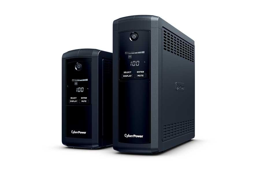 CyberPower: energooszczędne UPS-y dla domowego biura