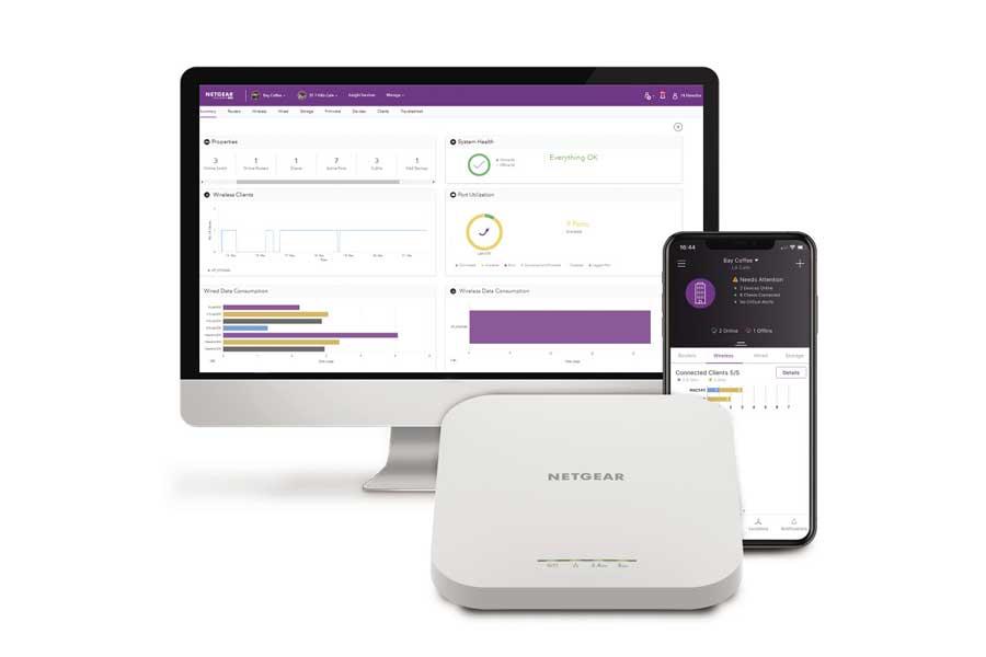 Duet Wi-Fi 6 od Netgeara