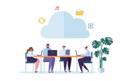 Chmura dla biznesu: COVID-19 ożywił rynek