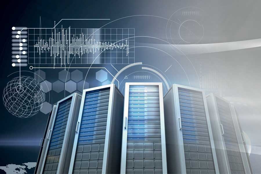 Zarządzanie i monitorowanie infrastruktury centrum danych