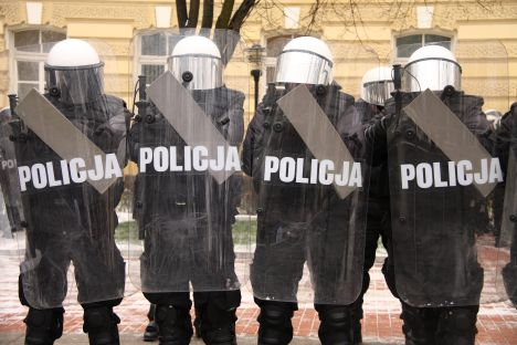 Trzech wybranych w przetargu dla policji za 60 mln zł