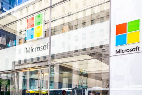 Microsoft: chmura i gaming przebojami czasu pandemii