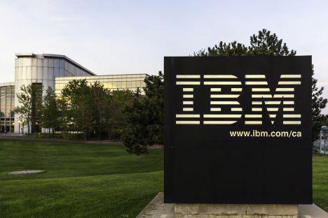 IBM: chmura amortyzuje spadki