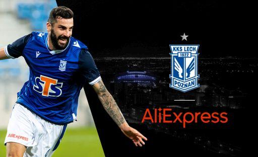 AliExpress zagra w piłkę