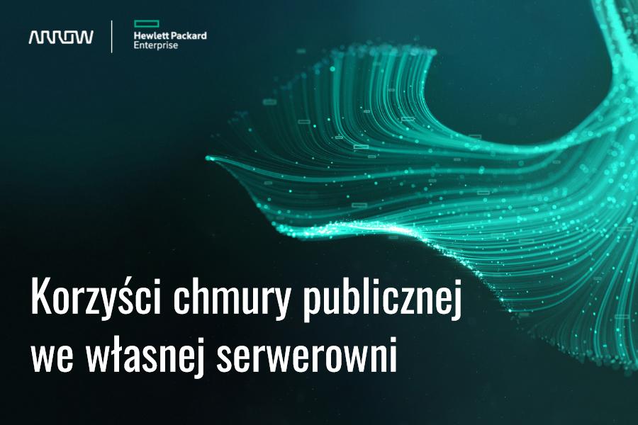 Korzyści chmury publicznej we własnej serwerowni