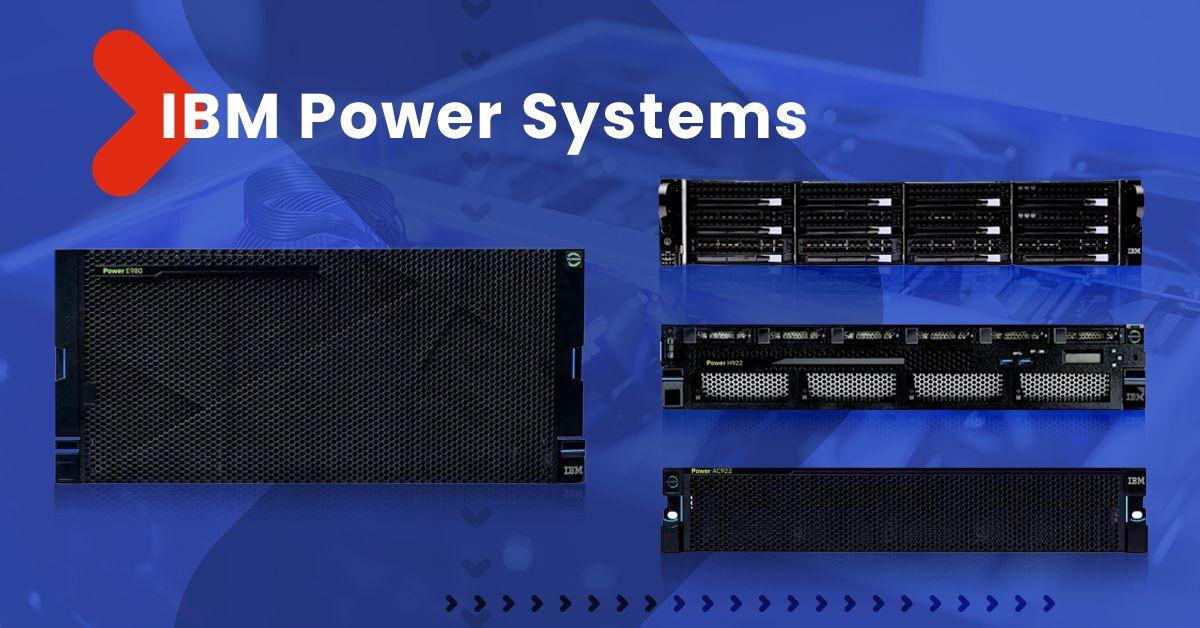 IBM Power: skuteczna alternatywa dla serwerów x86