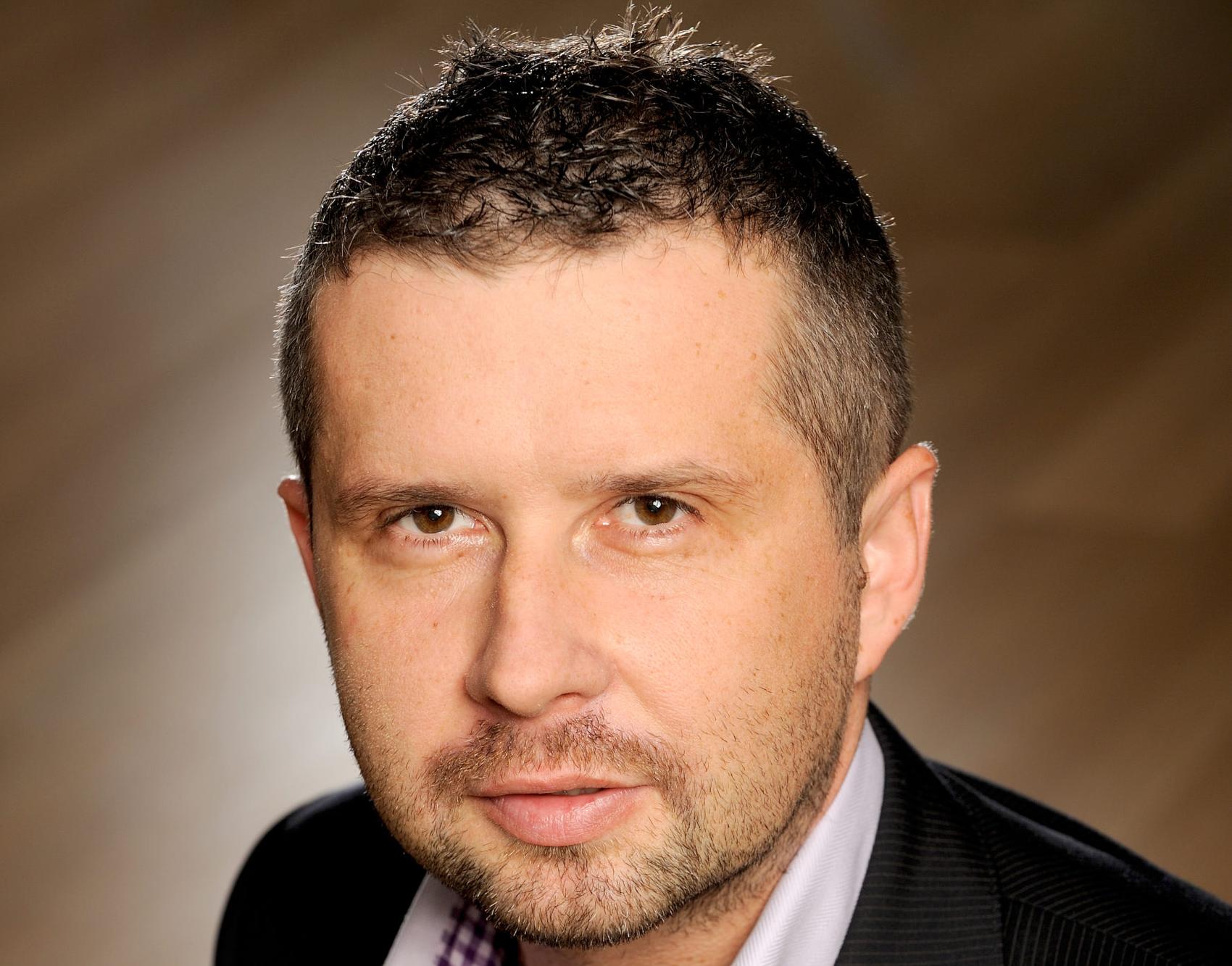 Robert Gajda w zarządzie Microsoftu w Polsce