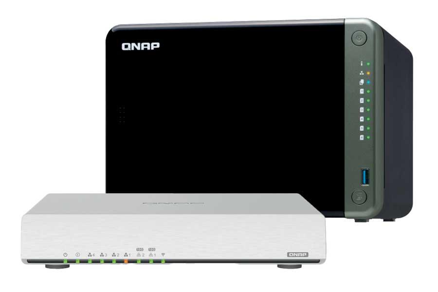 Oferta QNAP coraz bardziej kompleksowa
