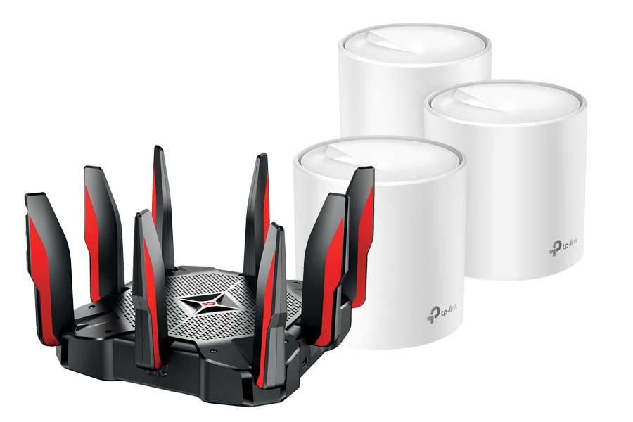 TP-Link z paletą rozwiązań Wi-Fi 6