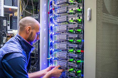 Dwa scenariusze dla rynku serwerów