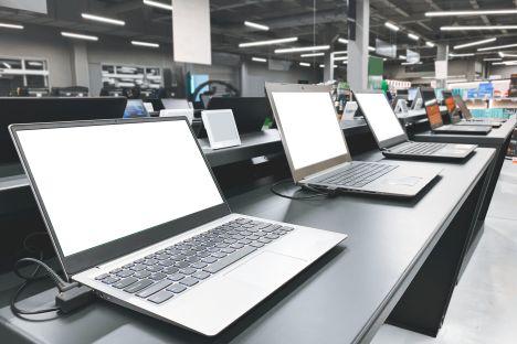 Na polskim rynku zabraknie 100 tys. laptopów?