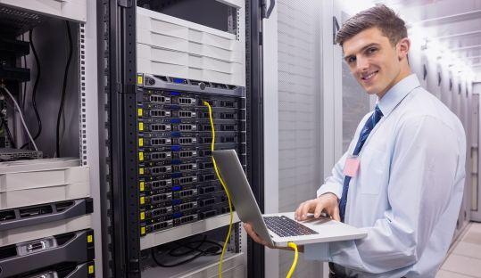 Polski rynek serwerów odpalił