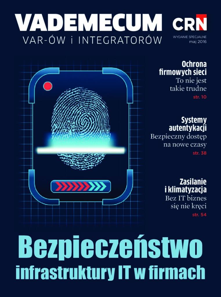 Vademecum VAR-ów i integratorów Q2/2016