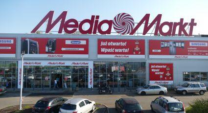 Media Markt: spadły marże w Polsce