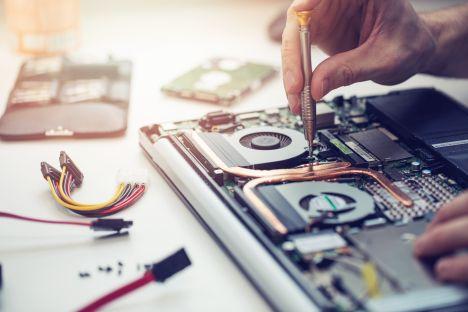 Zaskakująco szybka naprawa w serwisach elektroniki