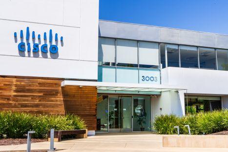 Cisco: sprawa przejęcia stanęła na ostrzu noża