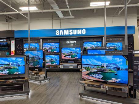 Samsung: zysk wyższy o 26 proc.