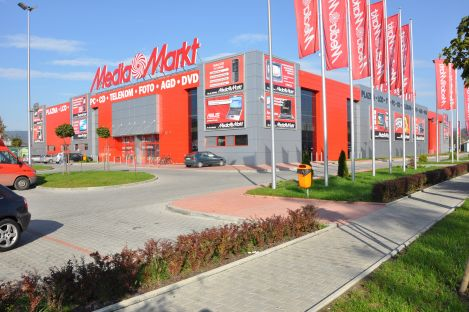 Media Markt: spadek obrotów na polskim rynku