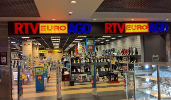 Otwarte sklepy RTV Euro AGD