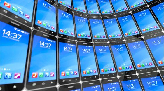 Przetarg na 10 tys. smartfonów. Oferta za 18 mln zł
